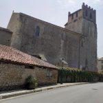Cathédrale de Tasque qui a été, hélas, pillée
