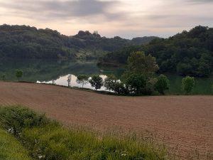 Un des lacs entre Monpardiac et Tillac